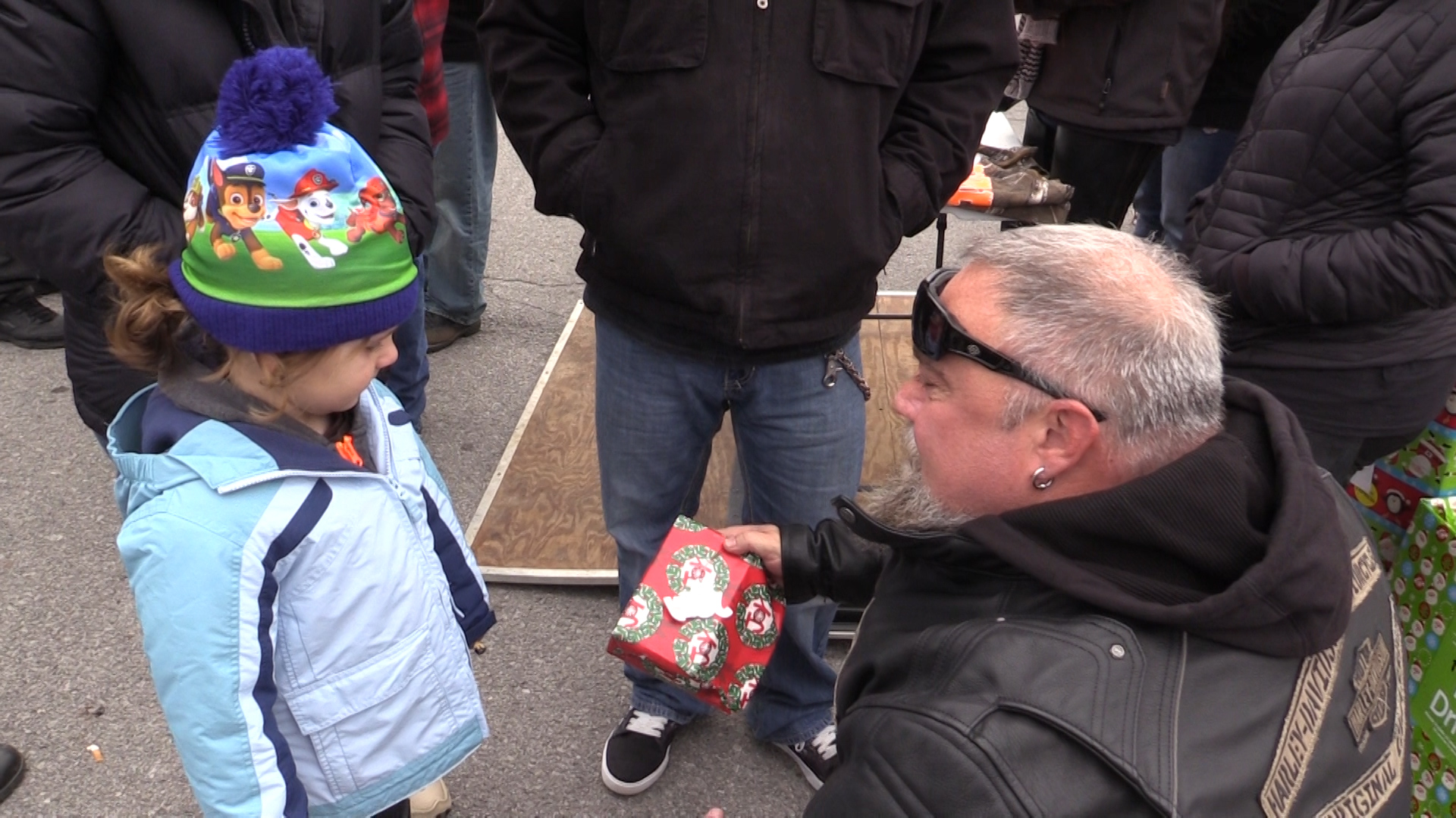 VIDEO - Warren County Toy Run
