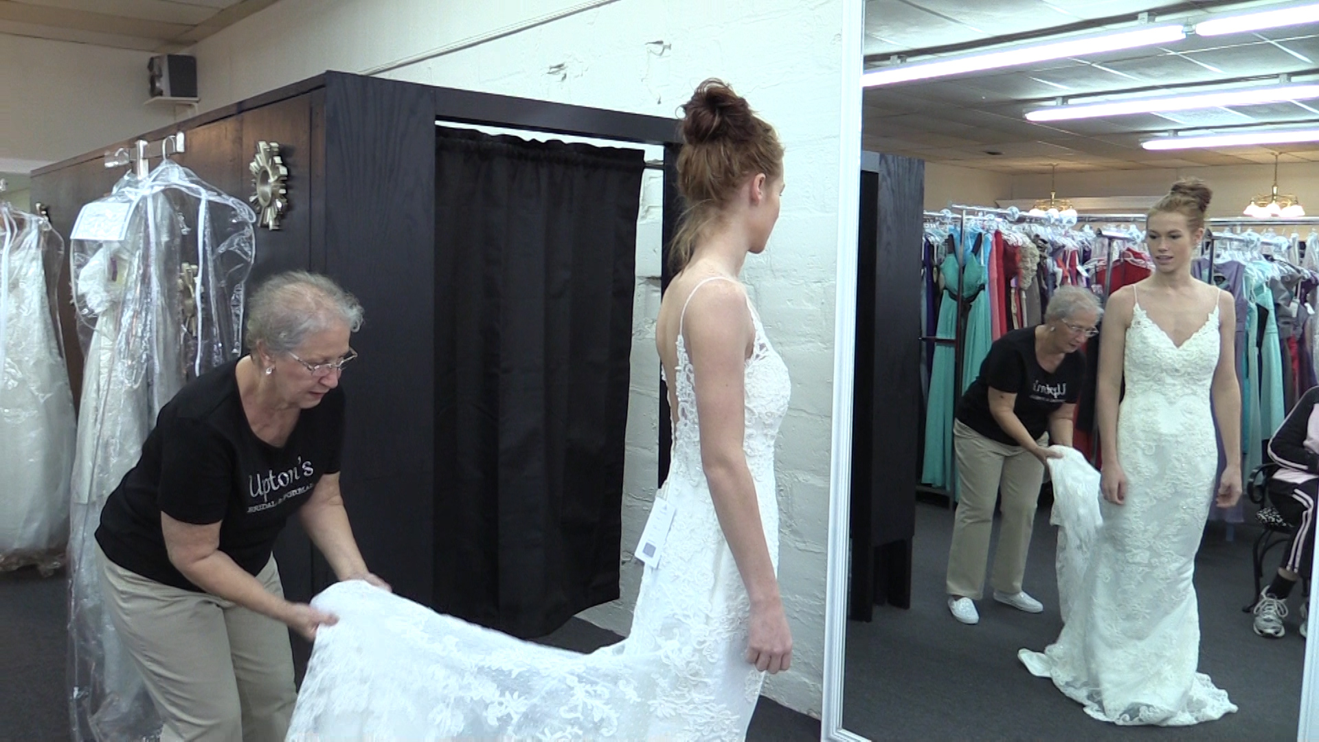 VIDEO - Upton's Bridal and Formal Boutique