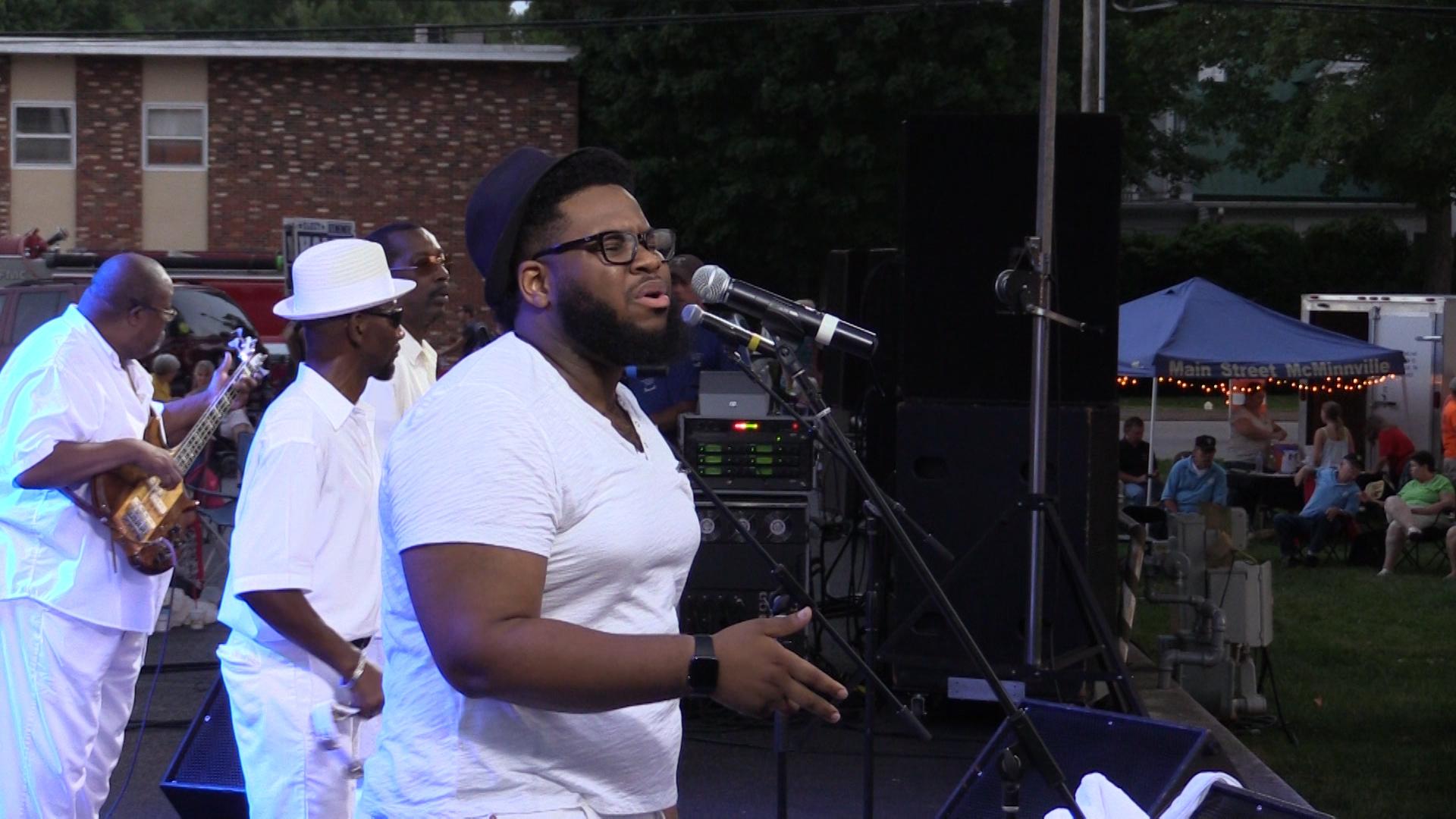 VIDEO: Utopia plays Main Street LIVE!