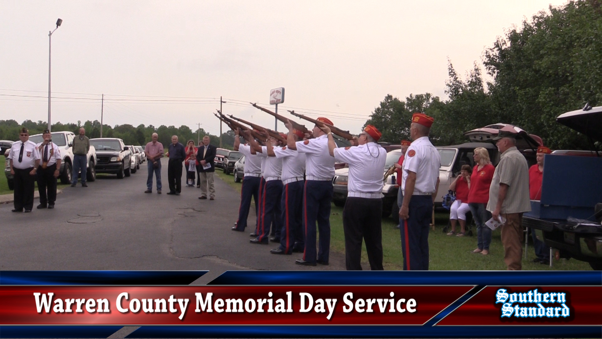VIDEO - Warren County Memorial Day observance