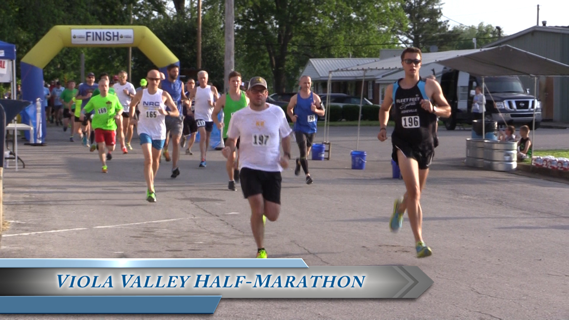 VIDEO - Viola Valley Half-Maraton