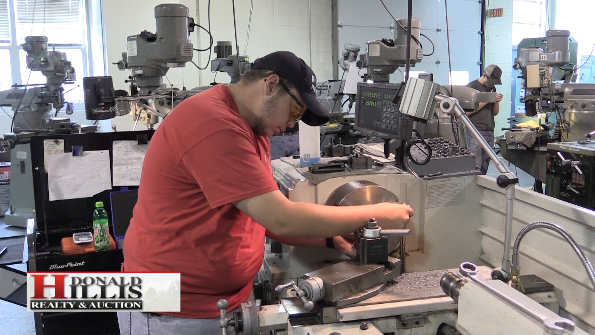 Behind the scenes at the technical college