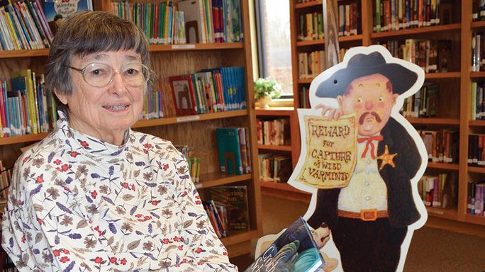 Exhibit comes to Morrison library
