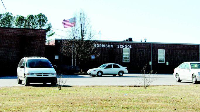 Old Morrison School still for sale