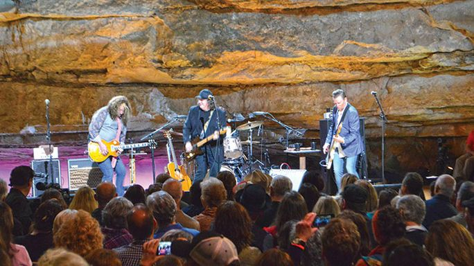 Singing the blues: Bluegrass Underground to leave Warren County