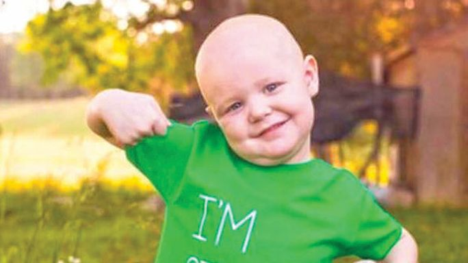 Benefit to be held for 4-year-old Briggs Davis