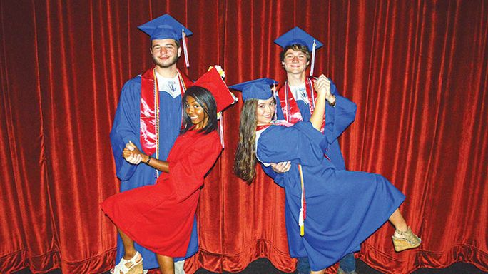 Dancing with our Grads: Seniors to step into new roles