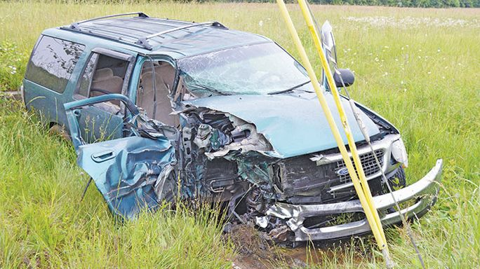 Alcohol involved: Woman admits to drinking before crash