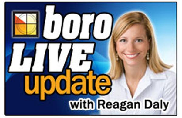 Boro Live Update 06/15/10