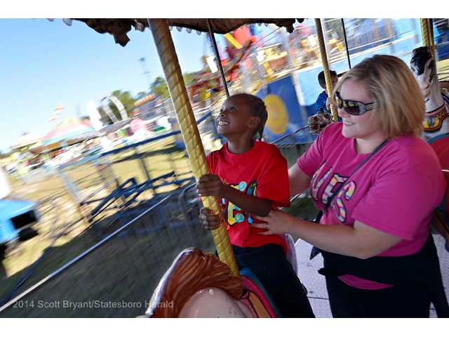 A special day at the fair