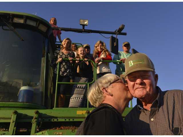 Lifelong Portal farmer gets top Bulloch County award