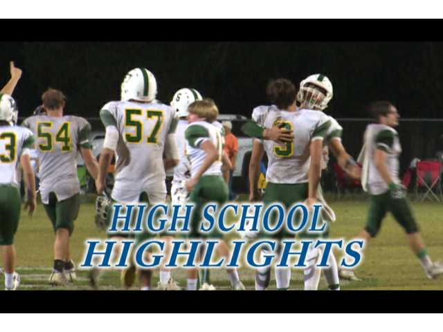 HS Highlights - Bulloch Academy, SE Bulloch and Portal