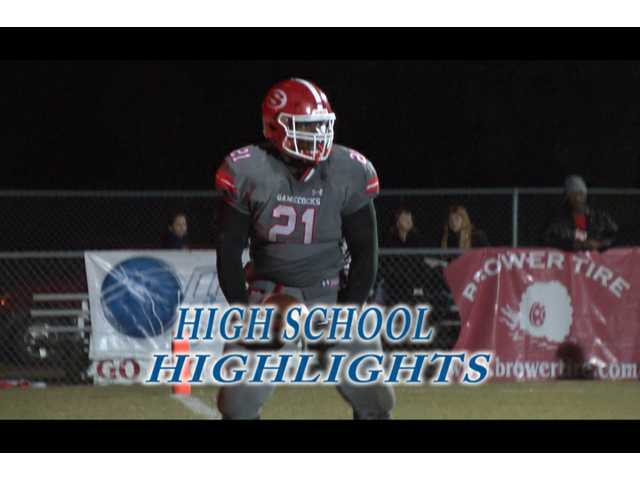HS Highlights Screven Co vs Toombs Co