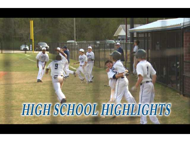 HS Highlights - March 26, 2017