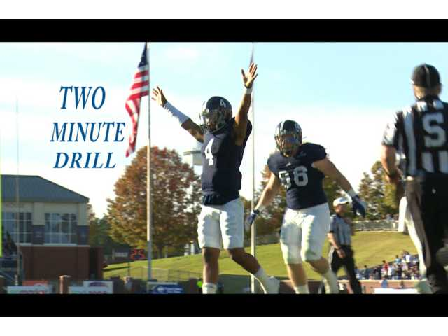 Two Minute Drill - GA Southern vs. South Alabama
