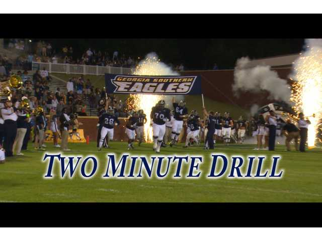 Two Minute Drill - GSU vs. Troy