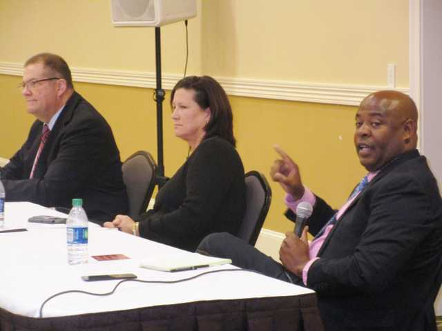 Youth gangs become issue for mayoral candidates