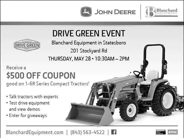 Blanchard Equipment