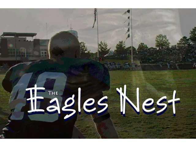 The Eagles Nest - April 29, 2016