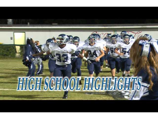HS Highlights - Oct. 25, 2014