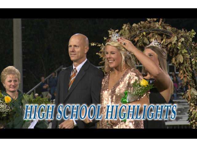 HS highlights - Oct. 21, 2016