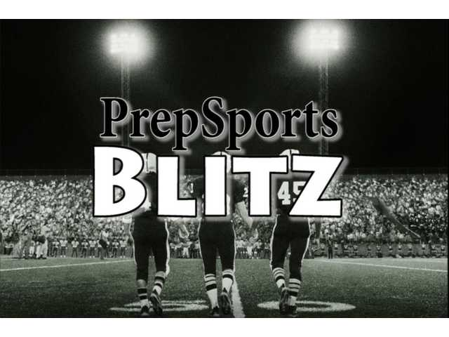 Prep Sports Blitz - Oct. 23, 2014