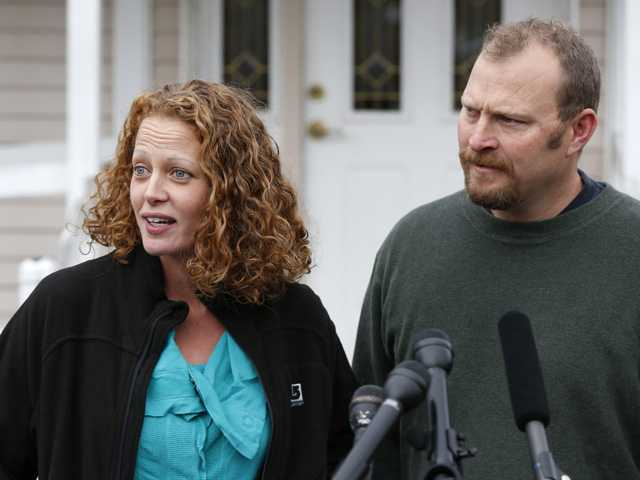 Judge rejects Ebola quarantine for Maine nurse