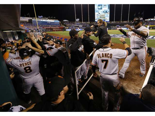 World Series blowout in Game 1