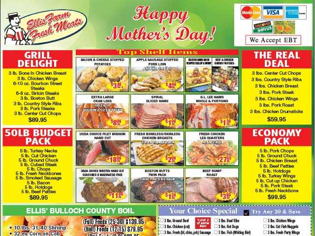 Ellis Mothers Day