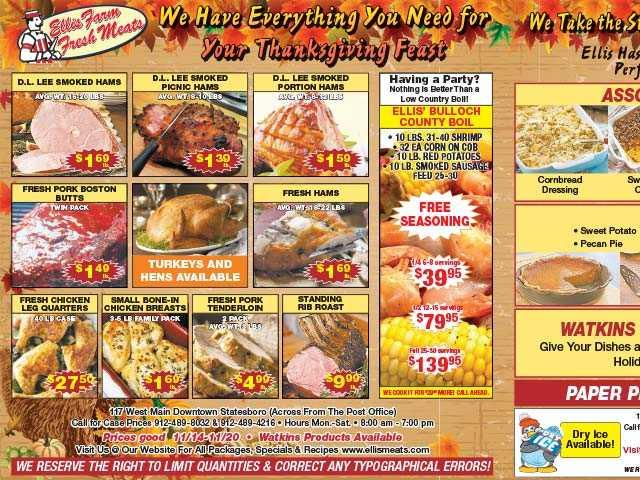 Ellis Meats