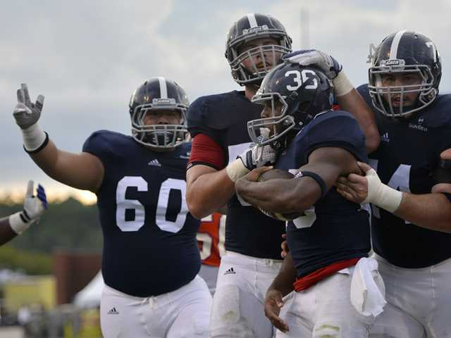 Georgia Southern one day away from opener