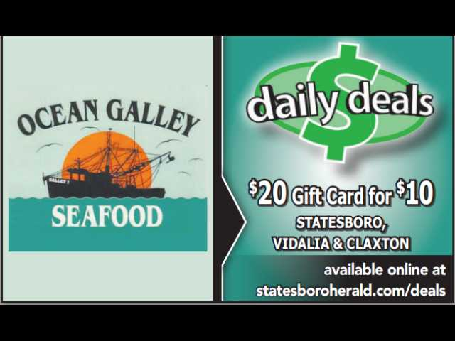 Statesboro Daily Deals