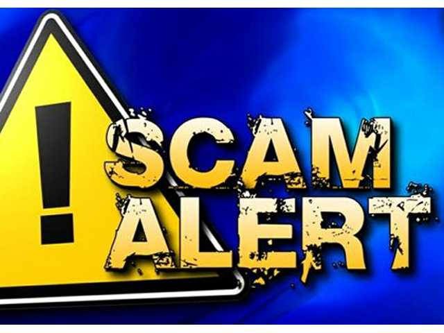 New phone scam reported