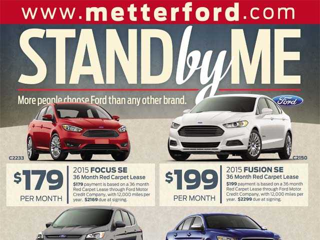 Metter Ford Stand by me