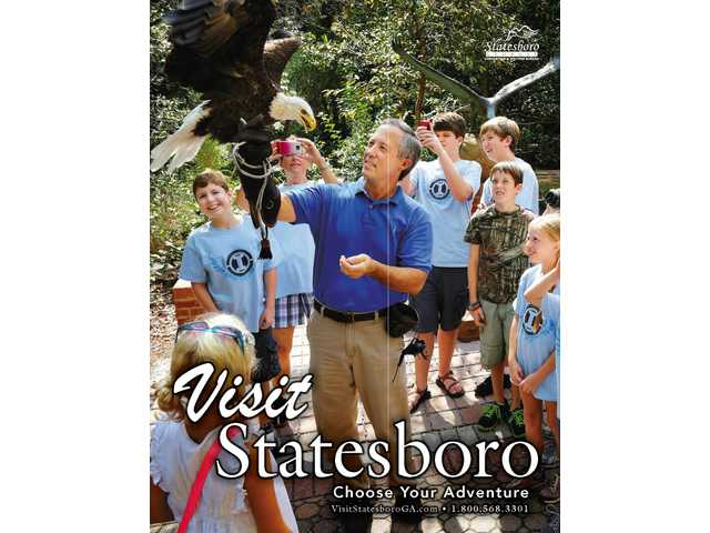 Visit Statesboro Insert 2013
