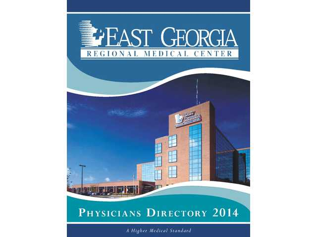 EGRMC Physicians Directory 2014