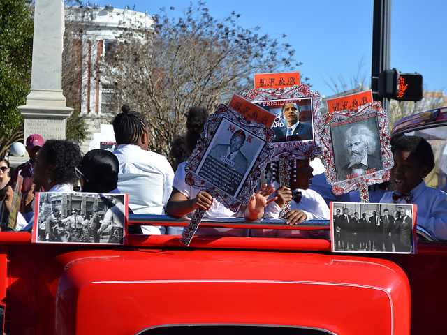 Martin Luther King, Jr. Parade 2015