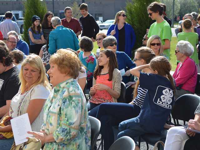 Averitt Opens New Performing Arts Center
