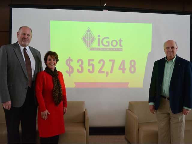 OTC iGot Campaign Exceeds Goal