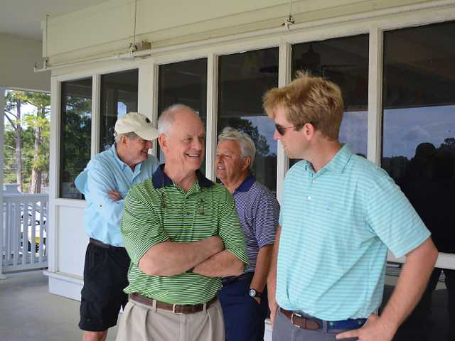 3rd Annual Wells Fargo Golf Classic
