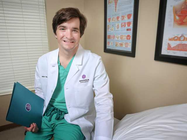 Dr. Nick Toussaint