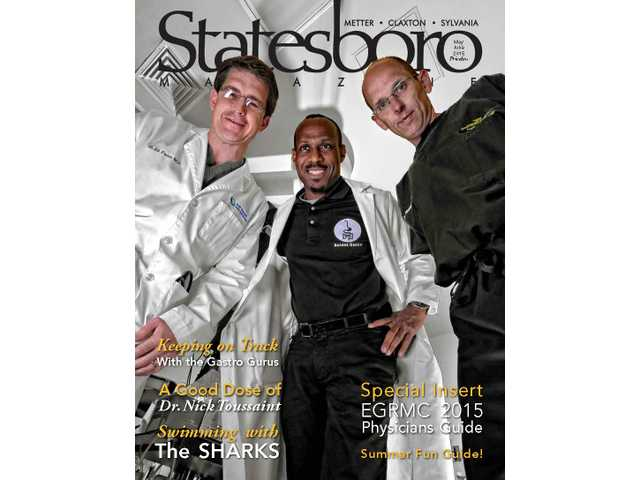 Statesboro Magazine May/June 2015