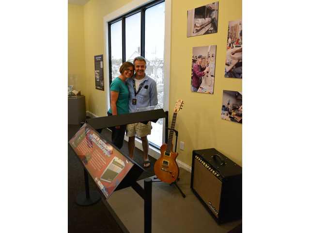 Boro Music Exhibit Opens