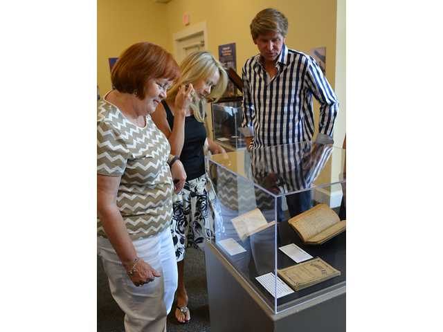 Boro Music Exhibit Opens