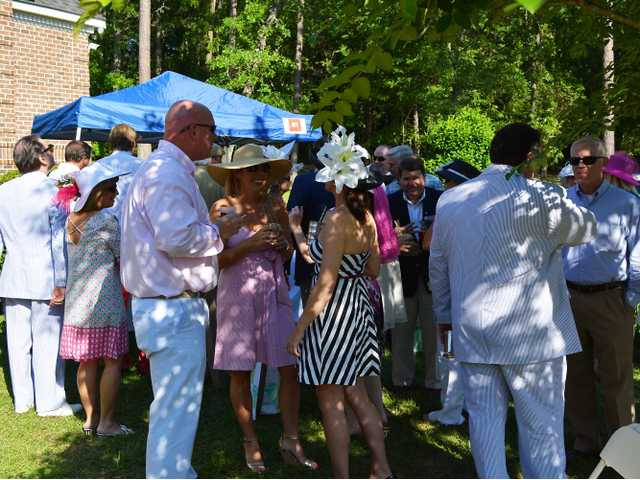 Kentucky Derby Party 2015 at the Mobley's