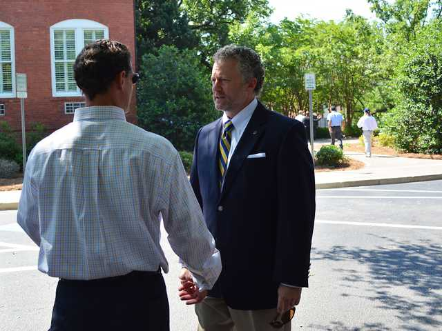 Governor Signs Budget at Southern