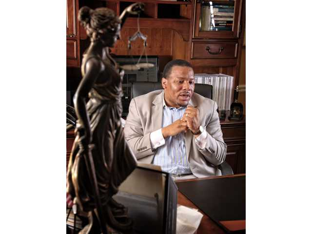 Rev. Dr. Francys Johnson, Attorney at Law