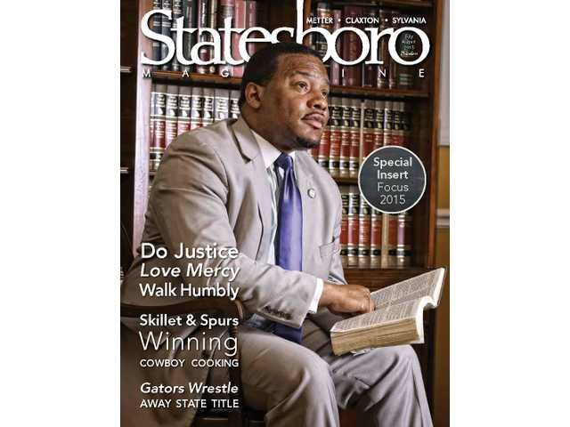 Statesboro Magazine July/August 2015