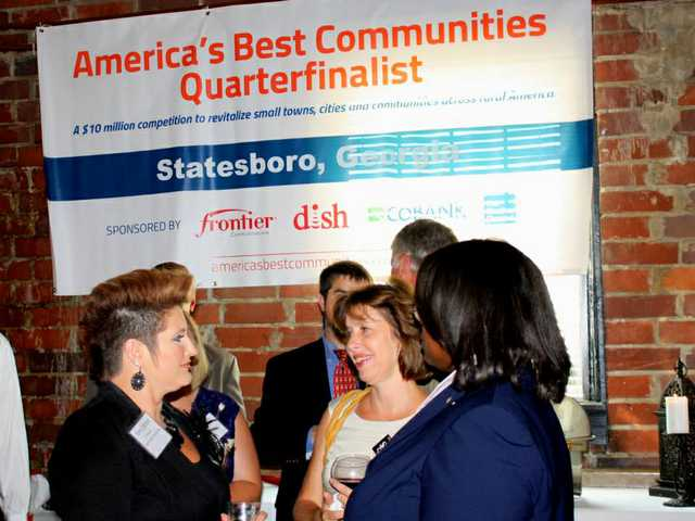 Statesboro Celebrates Being Best Community!