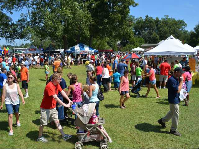 26th Annual Brooklet Peanut Festival